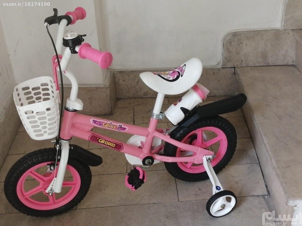 عکس دوچرخه دخترانه سایز 12  دوچرخه-دخترانه-سایز-12