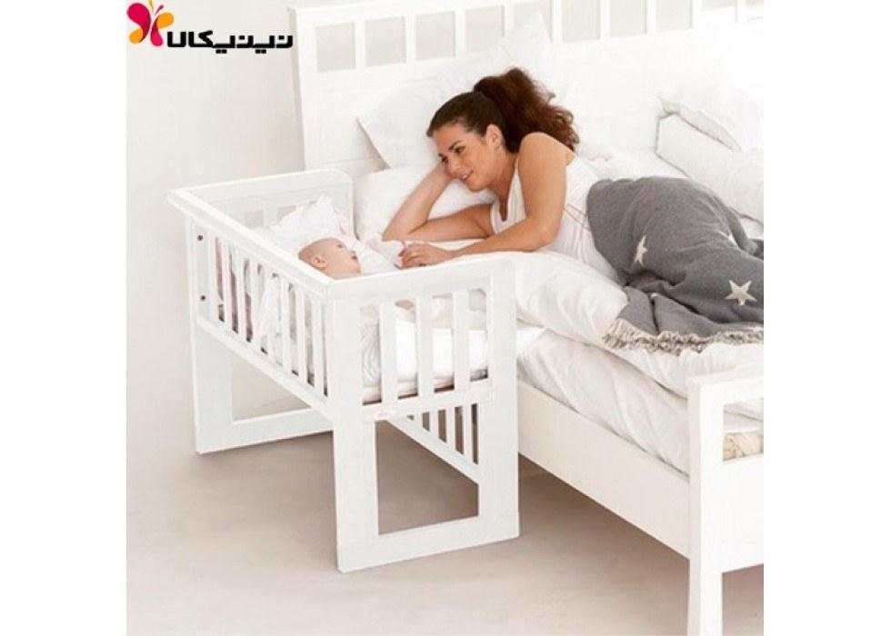 تخت نوزاد کنار مادر آمیسا مدل بردیا |