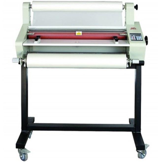 تصویر دستگاه پرس کارت طولی مدل   PD FM-650 اکس ا PD FM-650 X longitudinal card press machine PD FM-650 X longitudinal card press machine