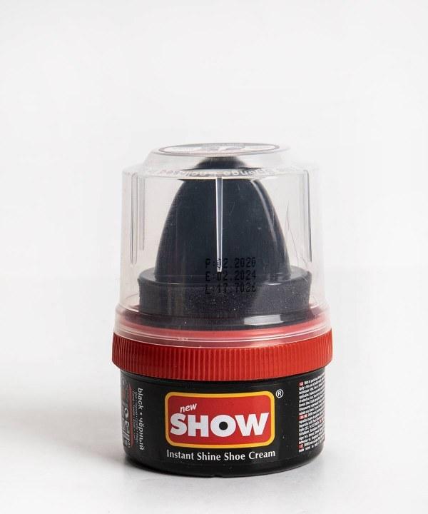 واکس لیوانی براقکننده کفش شو Show مدل G1019 حجم 50 میلیلیتر