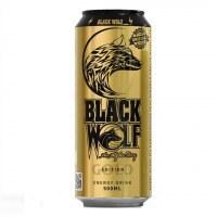 تصویر نوشیدنی انرژی زا بلک وولف گلد Black Wolf Gold