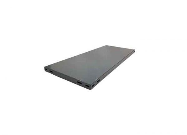 تصویر قفسه فلزی ۹۴*۴۰ پیچ و مهره ای ضخامت ۰/۹ سه خم