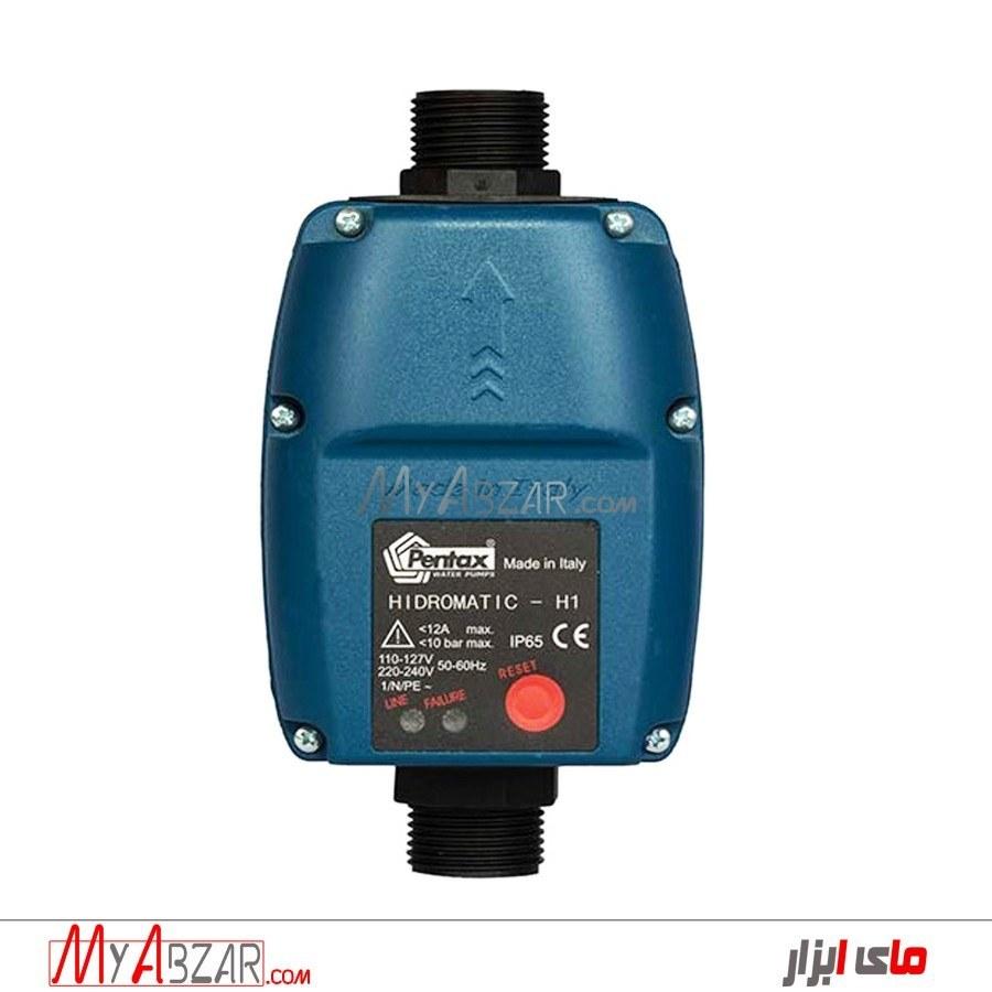 تصویر کلید اتوماتیک دیجیتال پمپ آب پنتاکس ایتالیا مدل H1