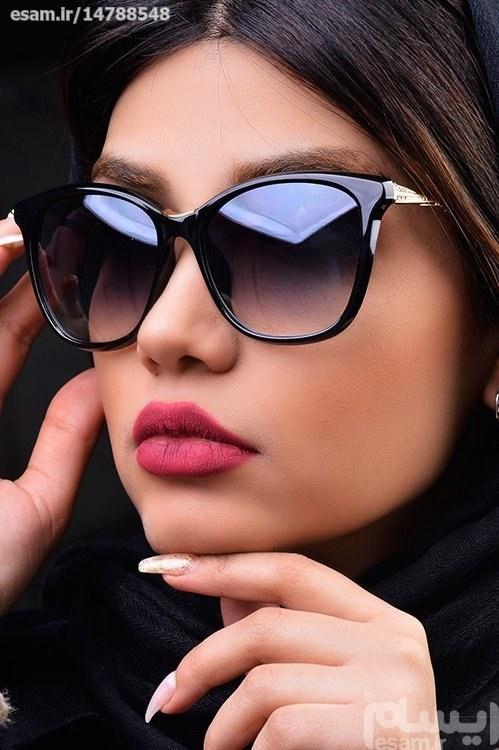 عینک   عینک آفتابی زنانه UV-400