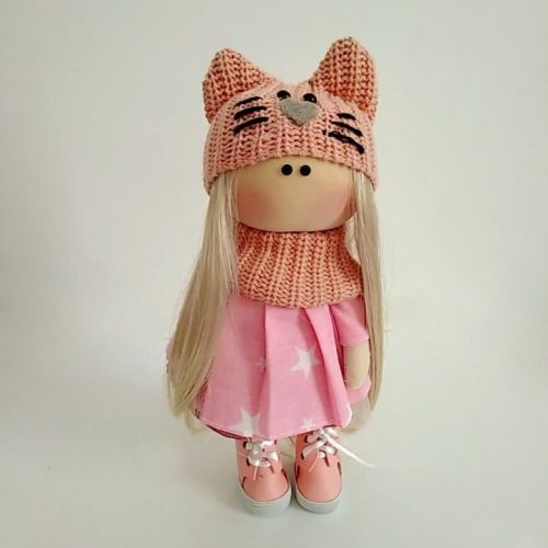 عروسک روسی کلاه موشی