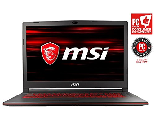 MSI GL73 8RD-282 (8th Gen Intel Core i7-8750H, 8GB...
