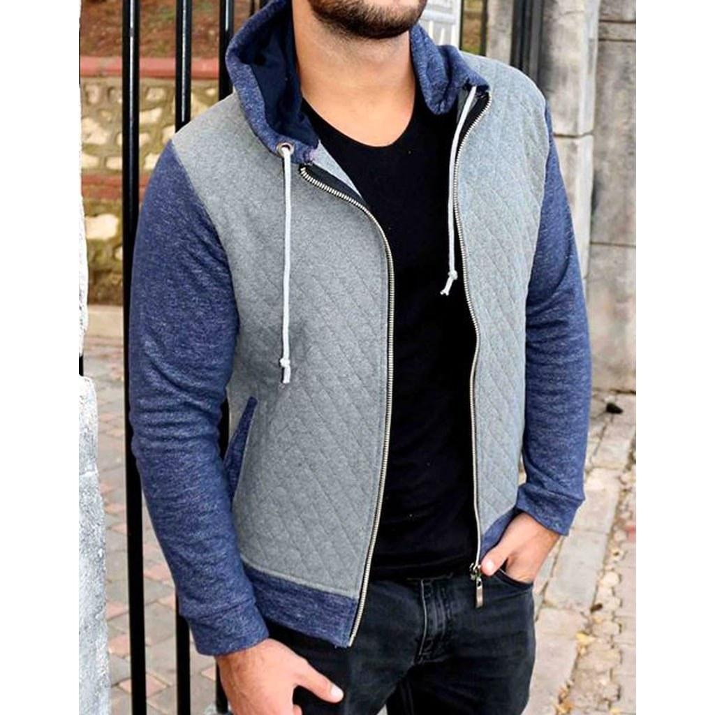 خرید انلاین ژاکت مردانه برند barcha از ترکیه