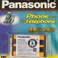 باتری اورجینال تلفن بی سیم پاناسونیک مدل HHR-P107