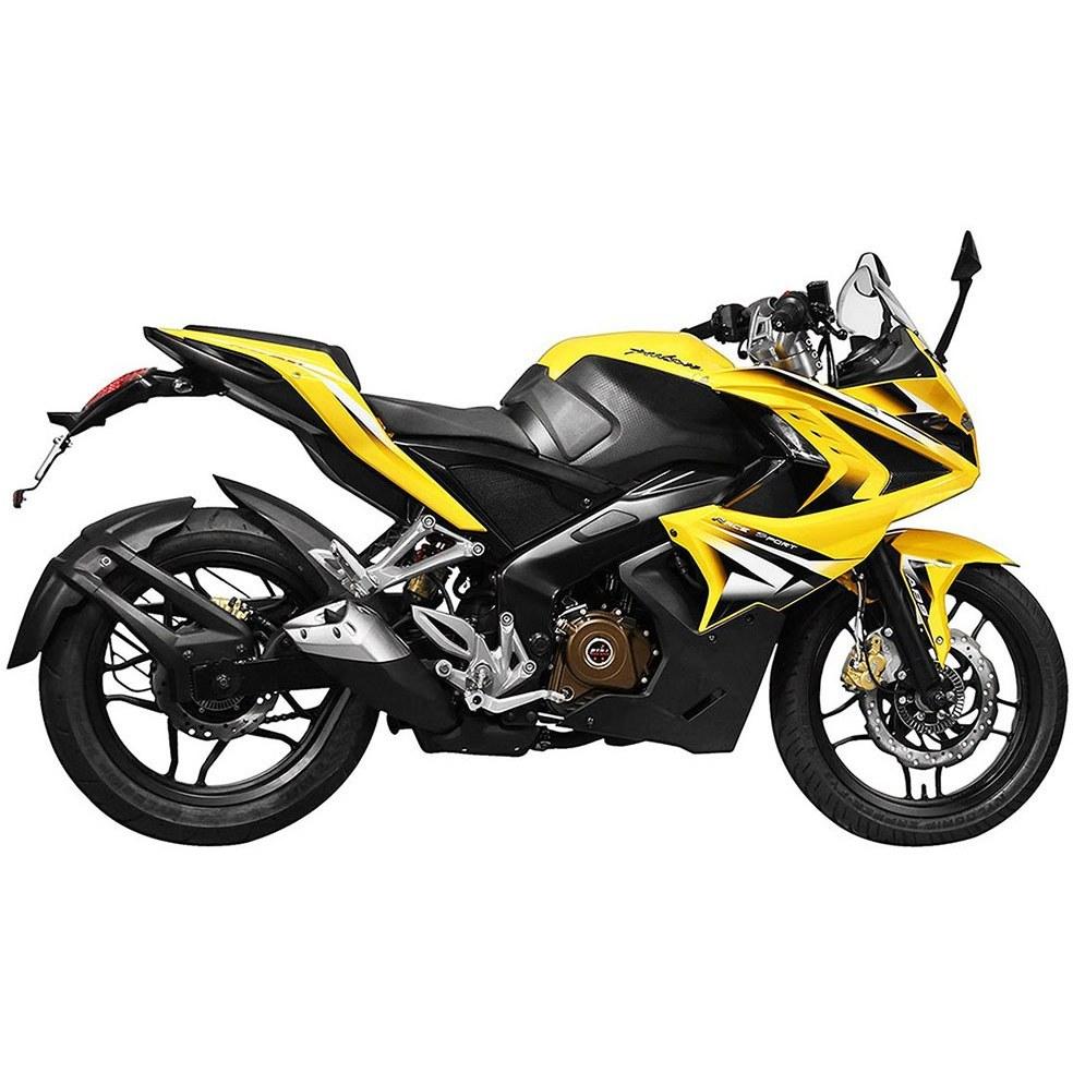 تصویر موتورسیکلت باجاج مدل آر اس 200CC سال 1400