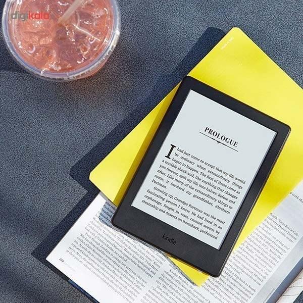 img کتابخوان آمازون کيندل نسل هشتم - ظرفيت 4 گيگابايت Amazon Kindle 8th Generation E-reader - 4GB