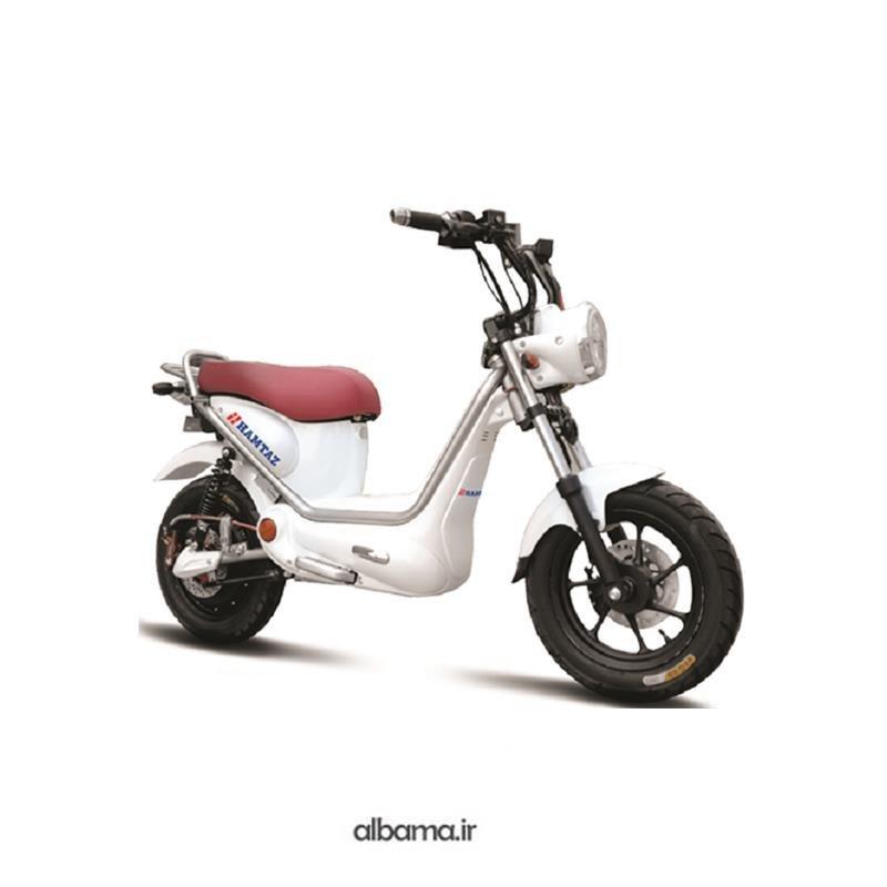 موتور سیکلت برقی EM-1200 همتاز  