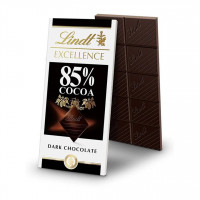 تصویر شکلات تلخ 85% لینت Lindt