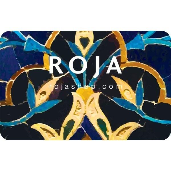 تصویر کارت هدیه روژا Roja Gift Card ROJASHOP