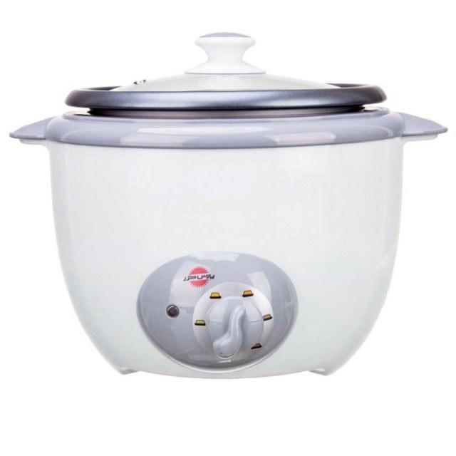 تصویر پلوپز پارس خزر مدل کندوج 101 Pars Khazar RC-101TSP Rice Cooker