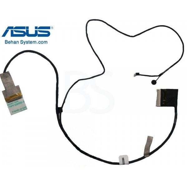 تصویر کابل فلت تصویر لپ تاپ ASUS مدل N56