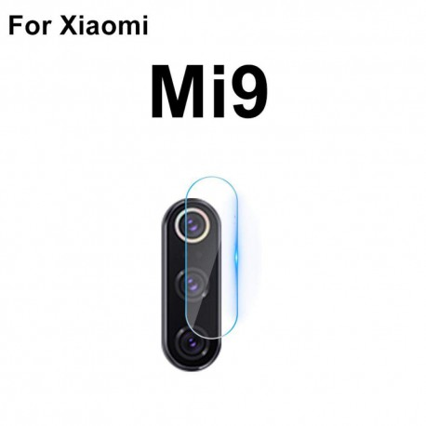 تصویر محافظ لنز دوربین گوشی شیائومی Xiaomi Mi 9 مدل گلس 9H ا Tempered Glass Camera Lens Protector for Xiaomi Mi 9 Tempered Glass Camera Lens Protector for Xiaomi Mi 9