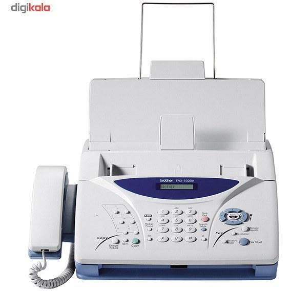 تصویر فکس برادر 1020 ای Brother Fax-1020E FAX
