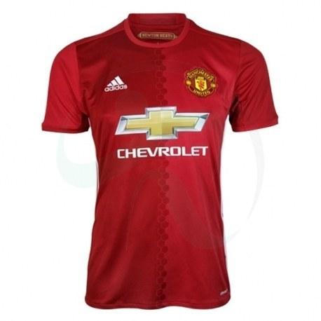 پیراهن اول منچستریونایتد Manchester United 2016-17 Home Soccer Jersey