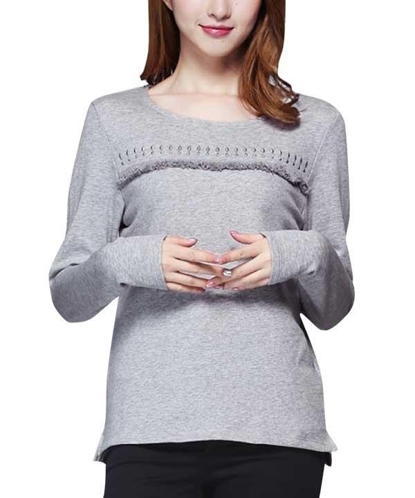 تی شرت تریکو زنانه جین وست