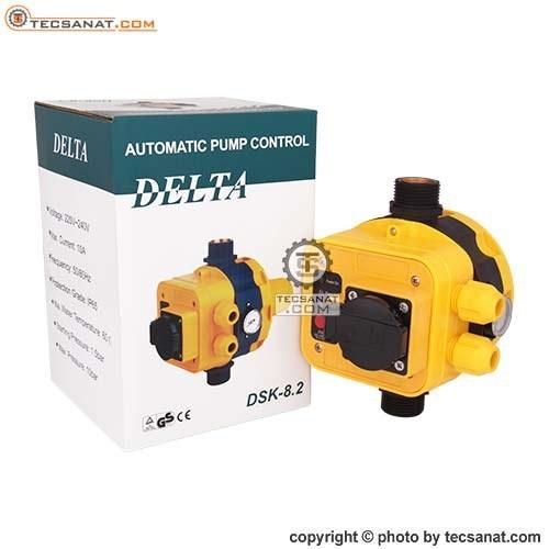 تصویر ست کنترل پمپ آب دلتا DELTA مدل DSK-8.2