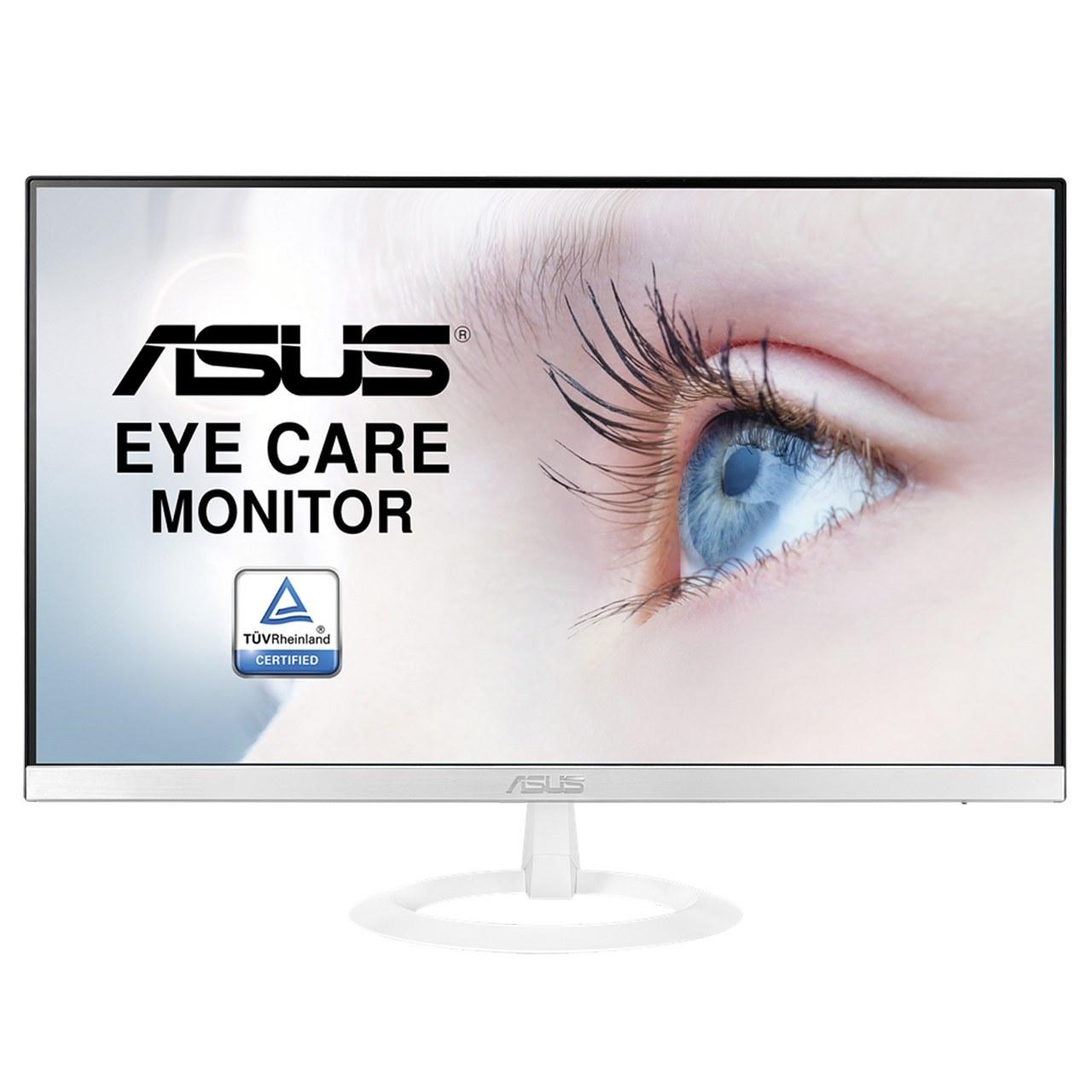 تصویر مانیتور ایسوس مدل ASUS VZ249HE_W سایز 23.8 اینچ ASUS VZ249HE_W 23.8 inches monitor