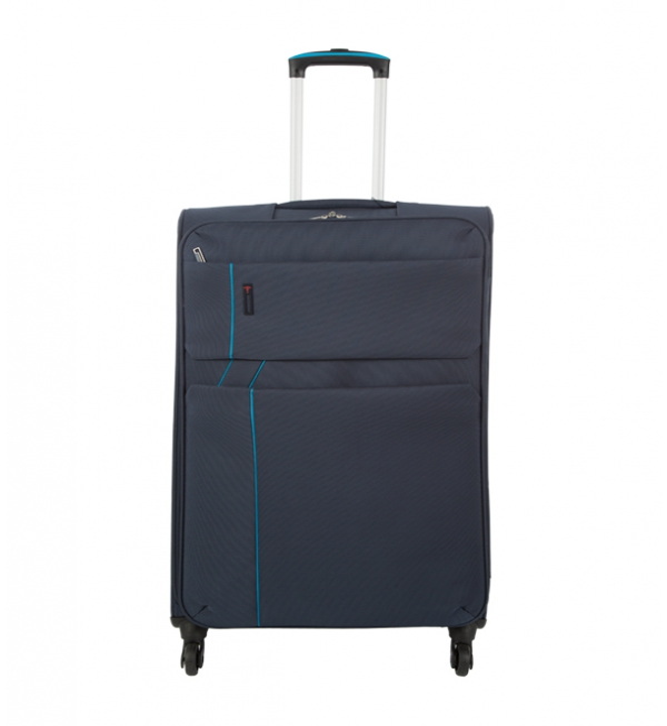 چمدان سایز بزرگ سرمه ای جوتی جینز Jooti Jeans