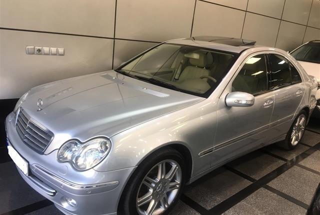 خودرو بنز، c200، 1386