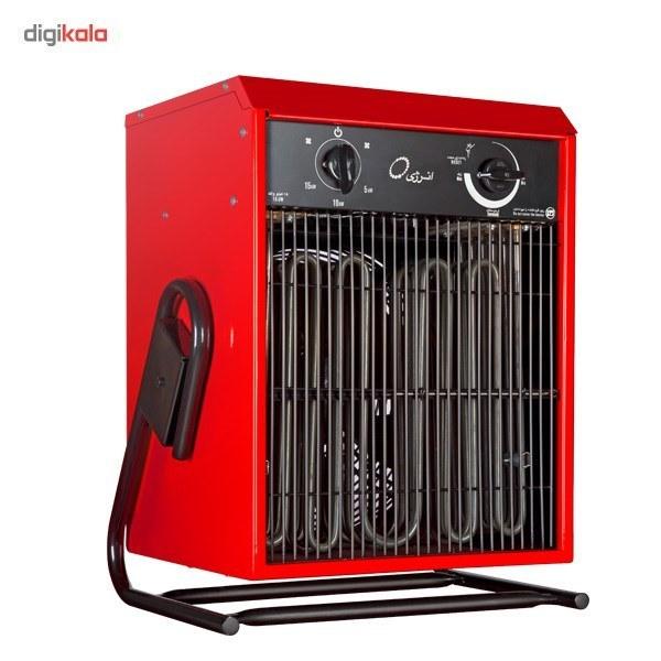 img بخاری برقی فن دار انرژی Energy Fan Heater EH0150