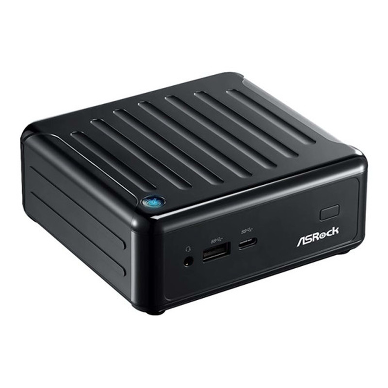 تصویر کامپیوتر کوچک ازراک مدل Beebox-S Series 7100U