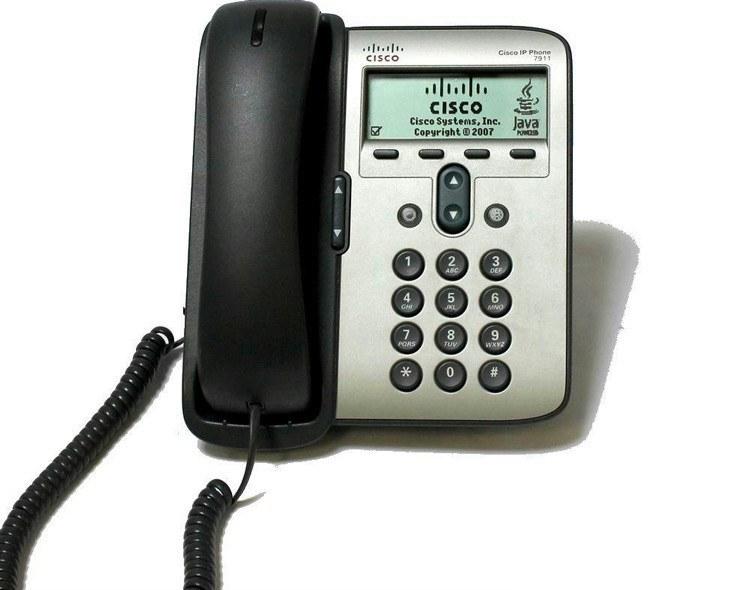 تصویر Cisco 7911G IP Phone سیسکو قیمت   به شرط خرید تیمی