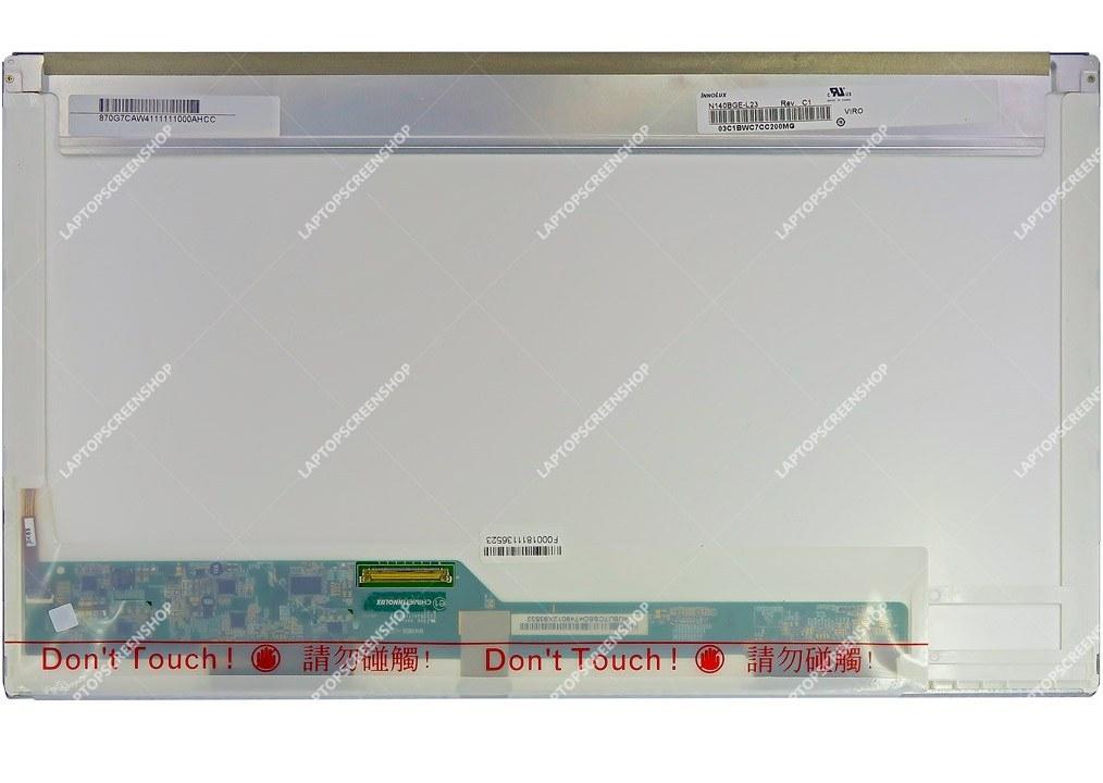 تصویر ال سی دی لپ تاپ فوجیتسو Fujitsu LifeBook LH531