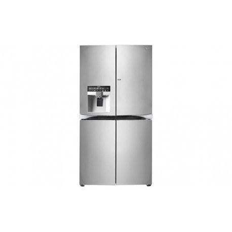 تصویر یخچال فریزر ساید بای ساید ال جی مدل  J34  ا LG Side by Side Refrigerator J34 LG Side by Side Refrigerator J34