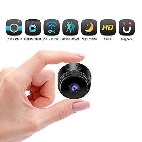 دوربین مخفی جاسوسی دوربین WiFi Wireless Full HD 108 ...