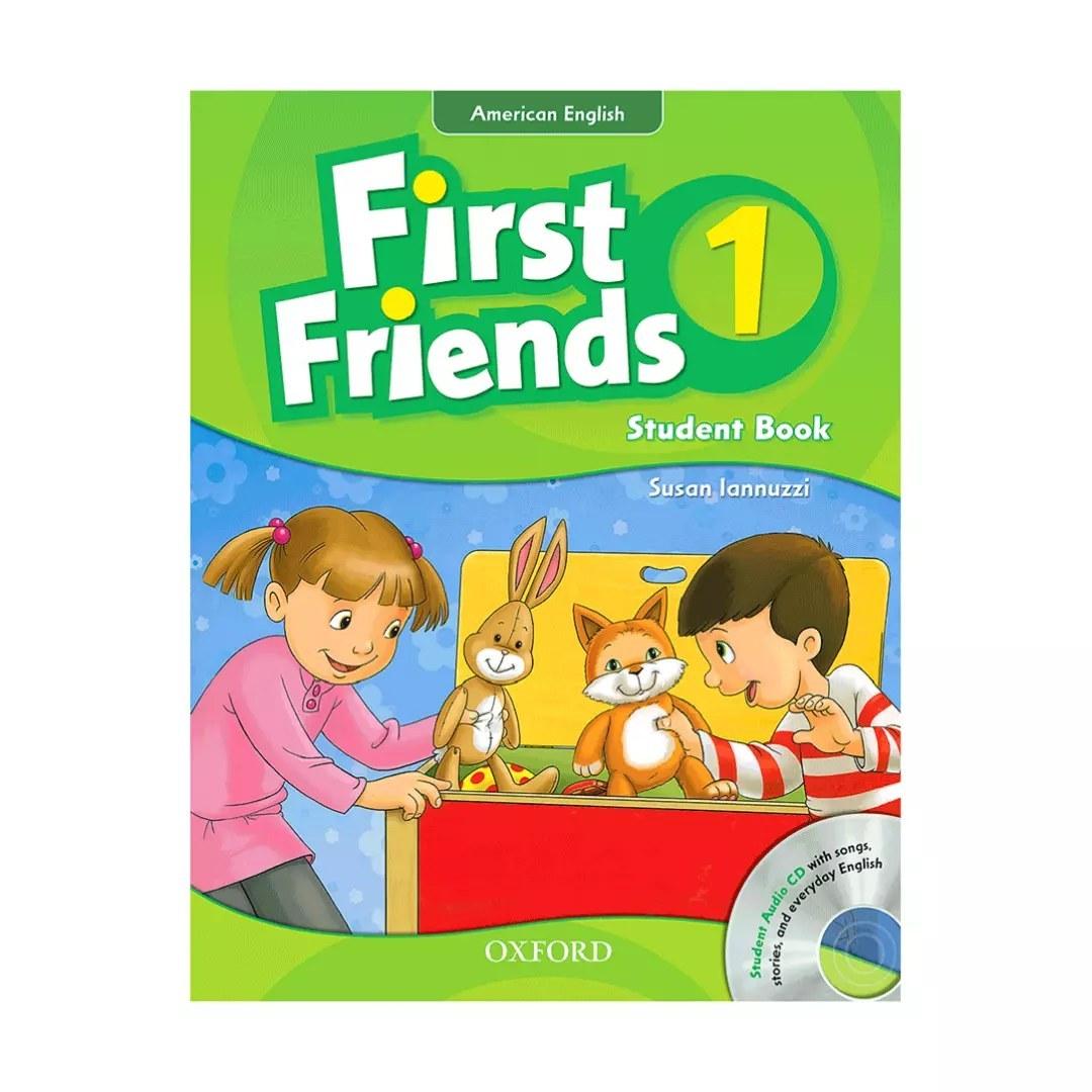 تصویر American First Friends 1