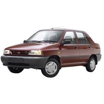 گواهي موقت پيش پرداخت خريد اقساطي خودروي سايپا پرايد 131 دنده اي سال 1396 | Leasing Saipa Pride 131 1396 MT