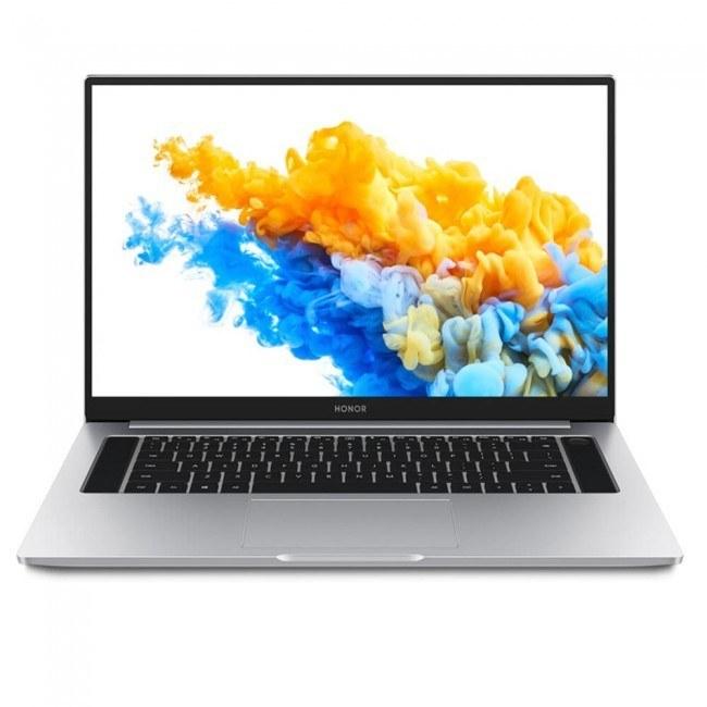 تصویر لپ تاپ آنر مدل HONOR MagicBook Pro Ryzen 2020 R5 4600H آنر مجیک بوک پرو 4600H را می توان یک لپ تاپ قدرتمند و خوش قیمت دانست. استفاده از سری H یا همان عملکرد بالا (high performance) از پردازنده ی تحسین برانگیز 4600H با یک سیستم خنک کاری خوب دوفنه در کنار قیمت مناسب، می تواند شما به خرید ترغیب کند.