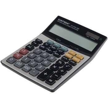 تصویر ماشین حساب کاتیگا مدل CD-2728-16RP Catiga CD-2728-16RP
