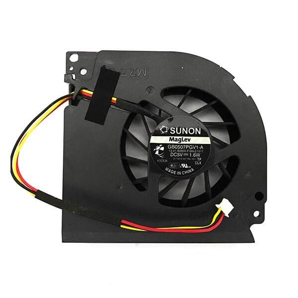 تصویر فن خنک کننده سی پی یو لپ تاپ دل مدل 6400