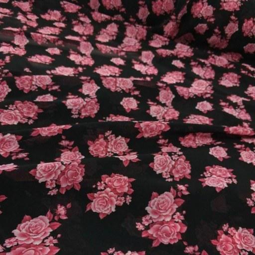 پارچه حریر گلدار زیبا😍😍😍