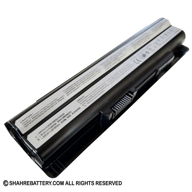تصویر باتری اورجینال لپ تاپ ام اس آی MSI BTY-S14