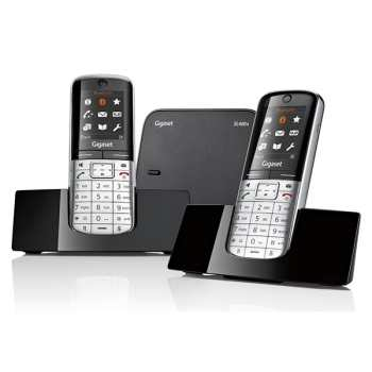 تصویر تلفن گیگاست مدل SL400A DUO Gigaset SL400A DUO