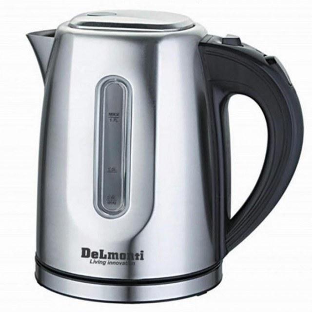 image کتری برقی دلمونتی 1.7 لیتر DL425 Delmonti Electric Kettle DL425 Delmonti Electric Kettle 1.7l
