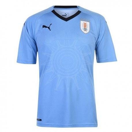 پیراهن اول تیم ملی اروگوئه جام جهانی  2018 World Cup Home Soccer