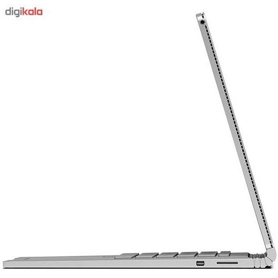 عکس لپ تاپ ۱۳ اینچ مایکروسافت Surface Book Microsoft Surface Book | 13 inch | Core i5 | 8GB | 256GB | 1GB لپ-تاپ-13-اینچ-مایکروسافت-surface-book 9