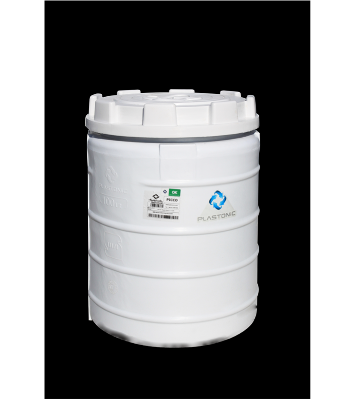 تصویر مخزن آب عمودی plastonic پلاستونیک (1000 تا 3000 لیتری)