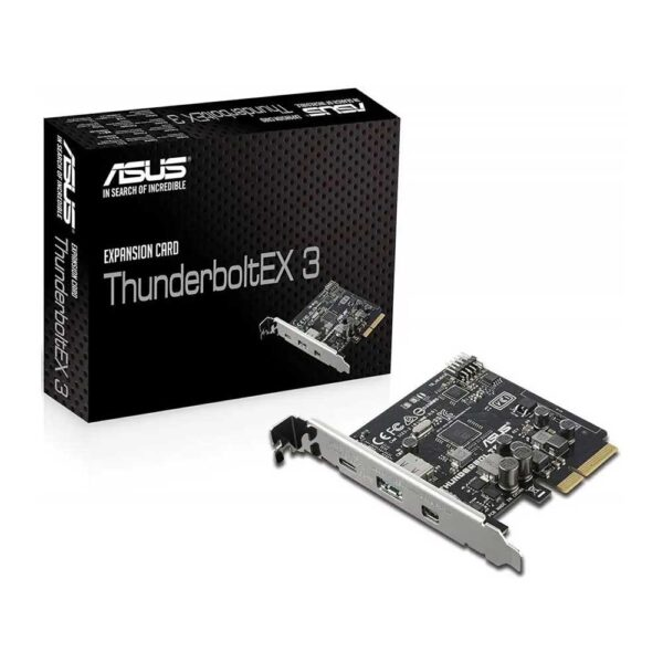 تصویر ASUS Thunderbolt EX3