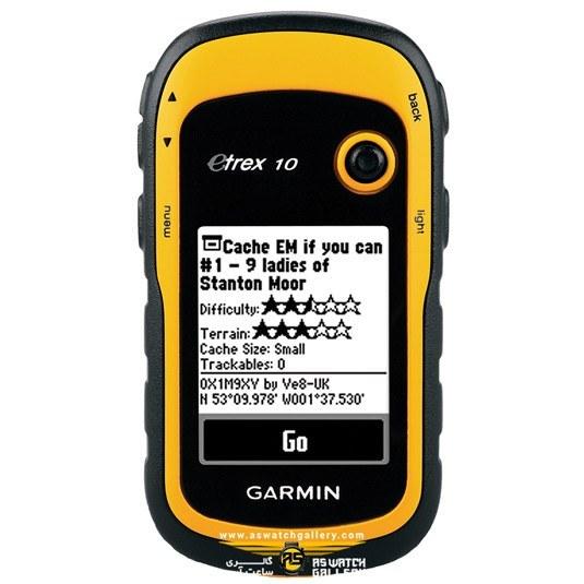 Garmin eTrex 10 GPS | خرید جی پی اس گارمین Garmin eTrex 10 GPS