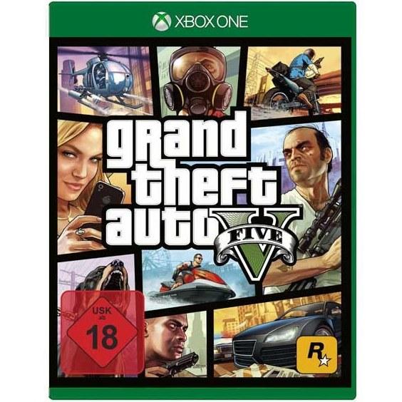 تصویر Grand Theft Auto V - ایکس باکس One