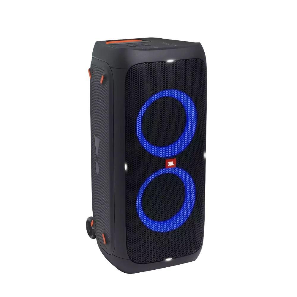 تصویر اسپیکر بلوتوثی قابل حمل جی بی ال مدل Party Box 310 JBL Party Box 310 Portable Bluetooth Speaker
