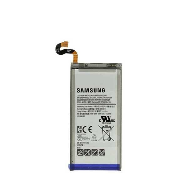 تصویر باتری اصلی سامسونگ Galaxy S8 Battery Samsung Galaxy S8 Original